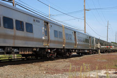 Commuter railroad Stock Photos