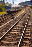 Commuter Train Stock Images