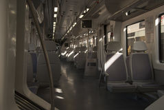 Commuter train Royalty Free Stock Photos