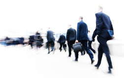 Commuters City Life Business Moving Concept Stock Photography