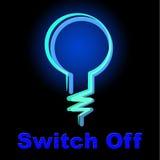 Commutez les moyens économisent l'électricité et l'énergie illustration stock
