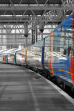 Commuting Royalty Free Stock Images