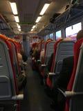 Commuting Stock Image