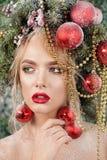Como a árvore de Natal foto de stock royalty free