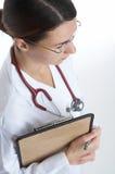 Como é o paciente? Imagem de Stock Royalty Free