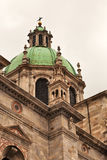 Como cathedral dome. Royalty Free Stock Images
