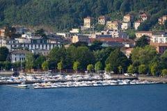 Como City, Italy Stock Image