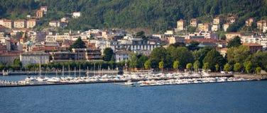 Como City, Italy Royalty Free Stock Photo