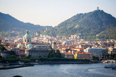 Como City, Italy Royalty Free Stock Images