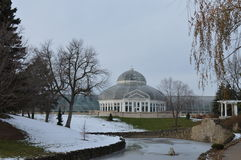 Como Conservatory Royalty Free Stock Image