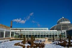 Como Conservatory Royalty Free Stock Photo