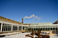 Como Conservatory Stock Photo