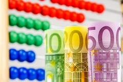 Como controlar a finança Fotos de Stock Royalty Free