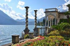 Como da casa de campo Monastero Italy fotografia de stock royalty free