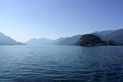 Como de lac Photos libres de droits