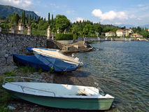 Como del lago Tremezzo Fotografie Stock