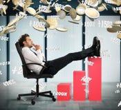 Como fazer mais dinheiro imagens de stock royalty free