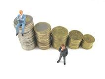 Como fazer muito dinheiro Foto de Stock Royalty Free