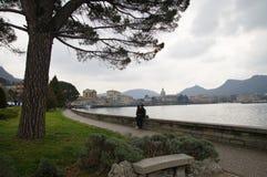 Como, Italië Stock Afbeelding