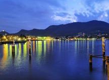 Como Lake, Lombardy, Italy Stock Photography
