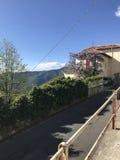 Como in Italien Stockfotografie