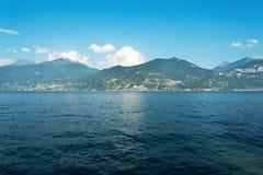 como Italy jezioro Obraz Stock