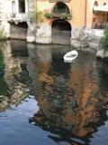 como Italy jezioro romantyczny Obrazy Stock