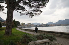Como, Italy Stock Image