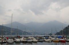 Como, Itália Foto de Stock