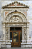 Como Kathedrale-BIS lizenzfreie stockfotografie