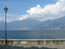 Como lake royalty free stock photo