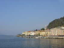 Como Lake Royalty Free Stock Photography