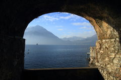 Como Lake Stock Photography
