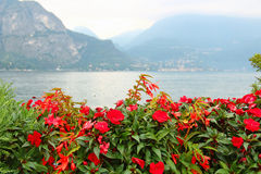 Como lake, Italy Royalty Free Stock Image