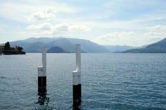 Como Lake Royalty Free Stock Photography