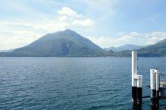 Como Lake Stock Image