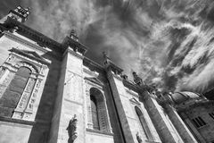 Como Lombardy, Italy: Cathedral Royalty Free Stock Photo