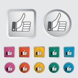 Como o ícone ilustração royalty free