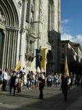 Como palio festival Italy Stock Image