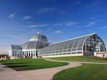 Como park conservatory Stock Images