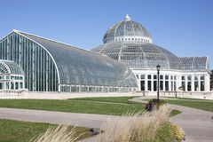 Como Park Conservatory in St Paul, MN Stock Photos
