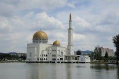 Como Salam Mosque en Selangor Fotos de archivo