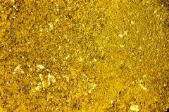 Como uma areia do ouro Imagem de Stock Royalty Free