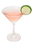 Comopolitan cocktail Stock Photo