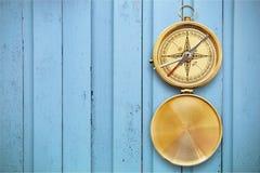 Compás marino Fotos de archivo libres de regalías