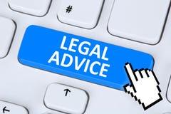 Compañía de la información de la información de la consulta de la conformidad del asesoramiento jurídico encendido imagenes de archivo