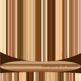 Compañía de la madera Fotografía de archivo