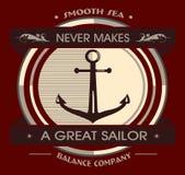 Compañía del logotipo Fotos de archivo