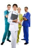 Compañía médica Fotografía de archivo libre de regalías