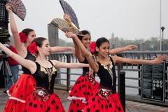 Compañía teatral del ballet de Brighton fotos de archivo libres de regalías